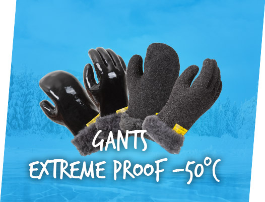 Gants JokaSafe Extreme proof -50C