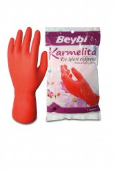 Beybi Karmelita kotitalouskäsineet
