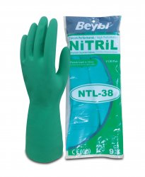 Beybi NTL-38 nitriilikäsineet
